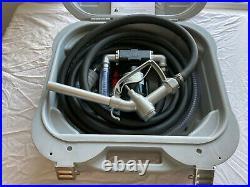 12V Portable Diesel Transfer Fuel Pump Kit 12 Volt super heavy duty £190+ vat