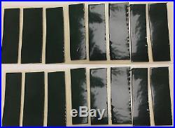 16 X Adhesive Car Number Plate STICKY PADS HEAVY DUTY 16 Pack FREE P&P £0.99