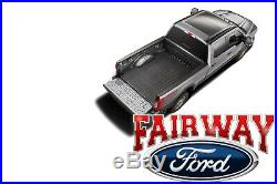 17 thru 20 F-250 F-350 Super Duty OEM Ford Heavy Duty Rubber Bed Mat 8' foot