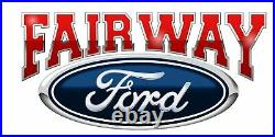 17 thru 21 F-250 F-350 Super Duty OEM Ford Heavy Duty Rubber Bed Mat 6-3/4' Foot