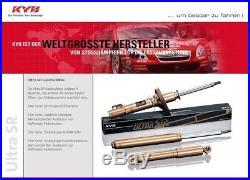 2 Kayaba Stossdämpfer/atrone Vorne Vorderachse Ultra Sport Audi 100 A6 + Avant