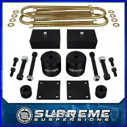 2005-2019 Ford F250 Super Duty 2.5 Front + 2 Rear Leveling Lift Kit 4x4 PRO