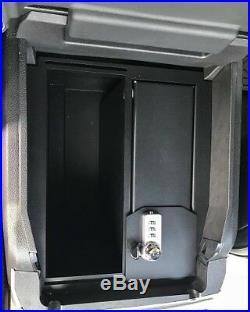 2019 F250/350 NEW DESIGN Super Heavy Duty Vault for Center Console