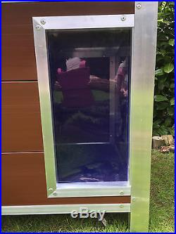 2020 Insulated Plastic Dog Kennel Heavy Duty Long Lasting in 4 Sizes