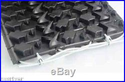 28x100CM Heavy Duty SUV Off Road 4WD Recovery Track Sand Mud Snow Super Wide