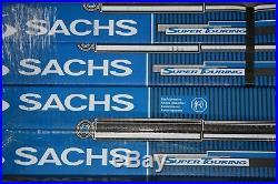 2x Sachs Stoßdämpfer AUDI Cabrio Satz für hinten 556332