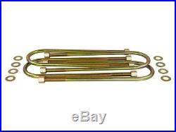 3 Front + 2 Rear Full Leveling Lift Kit 4x4 PRO 2002-2005 Dodge Ram 1500