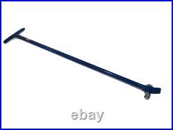5000KG Roller Crowbar Pry Roll Skids Level