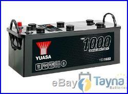 622SHD Yuasa Cargo Super Heavy Duty Battery 12V 150Ah