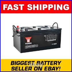 625SHD Yuasa Cargo Super Heavy Duty Battery 12V 220Ah