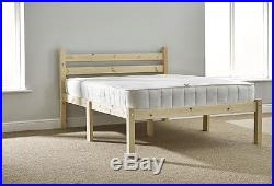 6ft Super Kingsize HEAVY DUTY Solid Pine Bed Frame wooden king size (EB43)