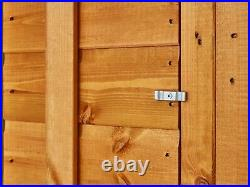 6x4 Power Apex Garden Shed Power Sheds Wooden Super Fast 2-3 Day Delivery