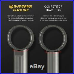 Adjustable Track Bar For Up To 6 Lift Kits Fits Ford F-250 / F-350 Super Duty