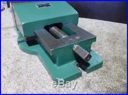 Ajax 8 Super Heavy Duty Machine Vice Fully Refurbished 200mm Vise Drilling