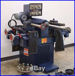 Ammco Super 6 Heavy Duty Truck Disc & Drum Brake Lathe with Adapters & Grinder 3