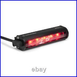 Baja Designs 100601 6 Red LED High Visibility Light Bar RTL-M Baja Designs