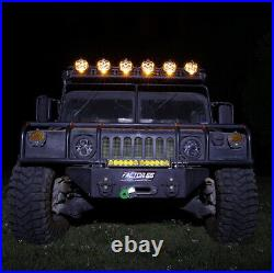 Baja Designs 320003 LED Light Pods Driving Combo Pattern Clear LP9 Series