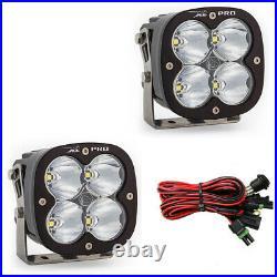 Baja Designs 507801 LED Light Pods High Speed Spot Pattern Pair XL Pro Series