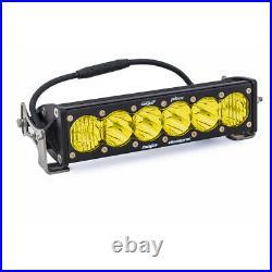 Baja Designs Amber OnX6 10 Driving/Combo 12k Lumens LED Light Bar 45-1013