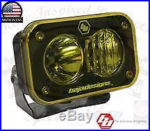 Baja Designs S2 Pro LED Pattern Type Driving Amber 48-0013