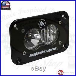 Baja Designs S2 Pro LED Pattern Type Spot Flush Mount 48-1001