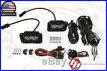 Baja Designs S2 Pro Pair 2450 Lumens LED Wide Cornering Flush Backup Kit 48-7807