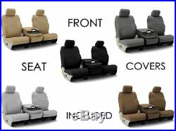 Chevy Silverado Seat Covers Coverking Cordura Ballistic Super Heavy Duty