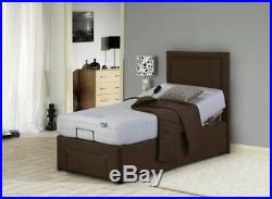 Cyberbeds Daisy Adjustable Bed & Mattresses Upgrade To Heavy Duty-Free Del