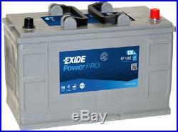 EXIDE EF1202 663 / 667 12V 120AH 870A OEM Super Heavy Duty BATTERY MARINE BOAT