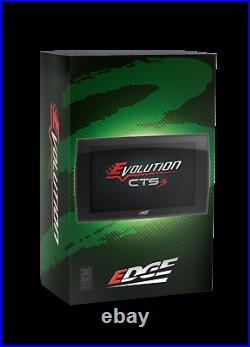 Edge CTS3 Evolution Tuner CA Edition For 04-19 Ford 7.3/6.0/6.4/6.7 Powerstroke