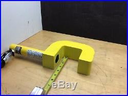 Enerpac Hydraulic 5 Ton C-clamp RC55 Hydraulic Cylinder Super Heavy Duty