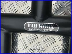 FAB WORX Super heavy duty viking press Olympic Strong Man Attachment