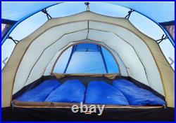 Fjallraven KEB ENDURANCE 4, Super Four Season Tunnel Tent for 4 Person