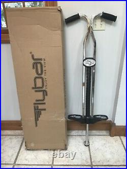 Flybar Super Pogo Pogo Stick for Kids and Adults 14 & Up Heavy Duty New 1505