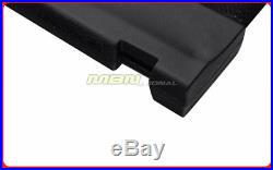 For 10-15 Crosstour Trunk Non-Retractable Black Cargo Cover Luggage Shade