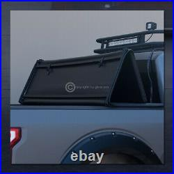 For 1983-2011 Ford Ranger/94+ Mazda B-Series 6' Bed Tri-Fold Soft Tonneau Cover