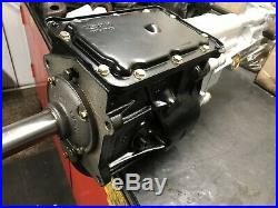 Ford 1 6/2 0 Super Heavy Duty Type 9 Gearbox Capri Escort Redtop