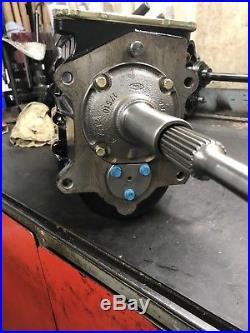 Ford 2.8i V6 Super Heavy Duty Type 9 Gearbox Rebuilt Capri/Sierra Turbo Technics