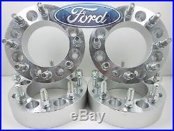 Ford F250 F350 8x170 Wheel Spacers Adapters 2 Heavy Duty Trucks Made In USA