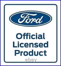 Ford Mustang Color Pony Tribar Heavy Duty Steel Metal Sign Super Size