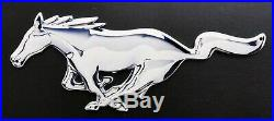 Ford Mustang Pony Heavy Duty Steel Metal Sign Ford Licensed (Super Size)