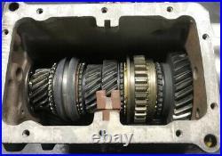 Ford Type 9 Gearbox Super Heavy Duty Pinto, V6 Ratios Capri Escort Redtop Zetec