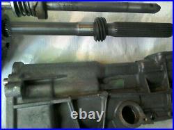 Ford V6 Type 9 Super Heavy Duty Gearbox Capri Granada 2.8i rebuilt