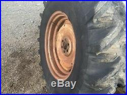 Fordson Super Major 16.9 30 Heavy Duty Wheel Tyre Enfo Stamped New Performance
