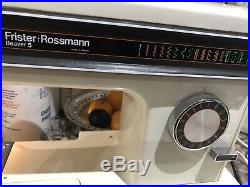 Frister & Rossmann Cub 5 Super Stitch Heavy Duty Semi Industrial Sewing Machine