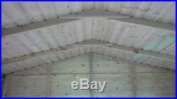 GARDEN SHED SUMMERHOUSE TANALISED SUPER HEAVY DUTY 10x10 19MM T&G. 3X2
