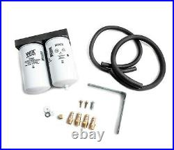 GXP Diesel Fuel Filtration & Water Separator Kit For Duramax Cummins Powerstroke