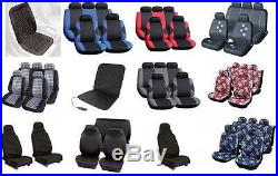 Genuine Quality Universal Fit Car Seat Covers Fits Most Suzuki Models