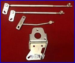 HURST Early GM BW-T10 410 Super Shifter/HEAVY DUTY Linkage Rod Kit 3730008