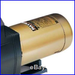 Hayward 1.5 HP 2 Speed Heavy Duty Motor Super Circulation Pump SP2610X152S